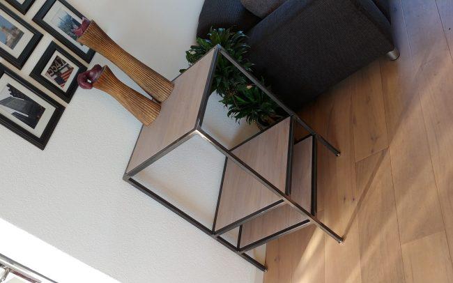 Platenspeler meubel