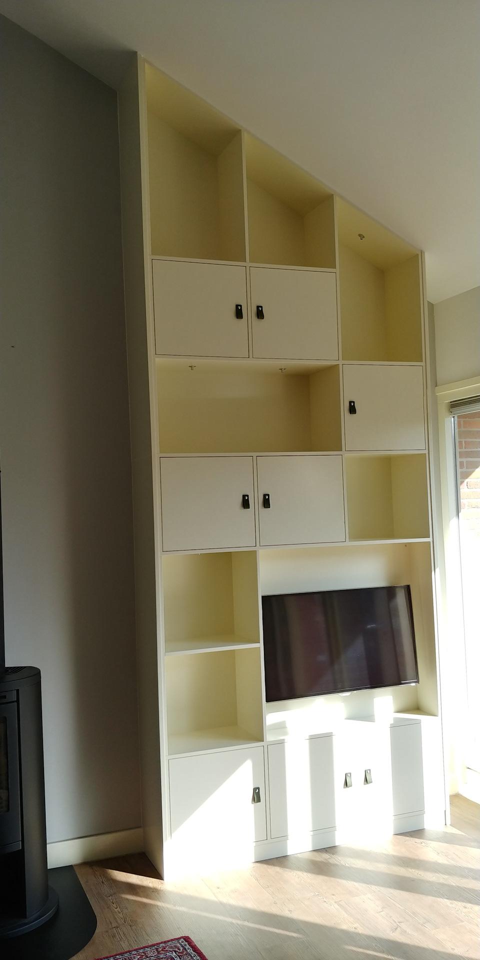 Maatwerkkast huiskamer
